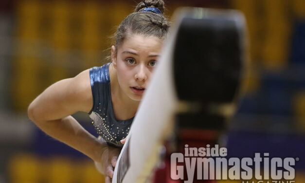 2018 World Artistic Championships – Women's Podium Training